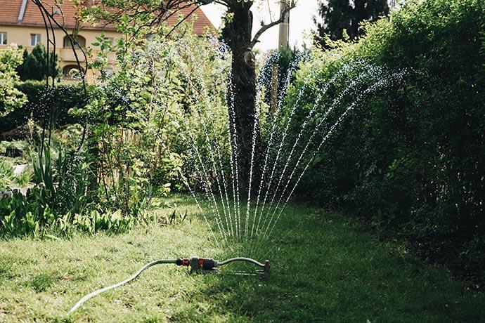 GARDENA Master Control zur Bewässerung