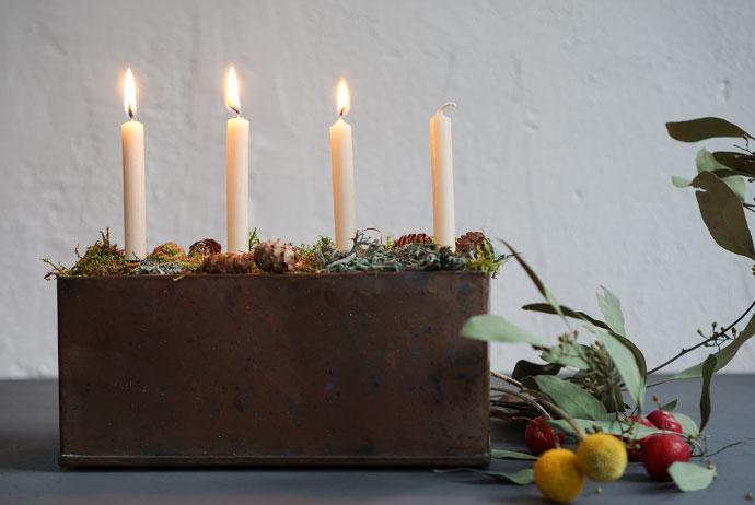 gartenblog adventskranz verlosung zum 3 advent. Black Bedroom Furniture Sets. Home Design Ideas