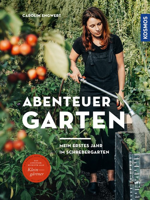 Abenteuer Garten Buch