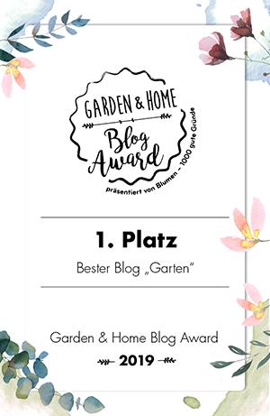 Bester Gartenblog