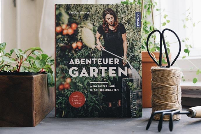 Abenteuer Garten Schrebergarten Ratgeber Buch