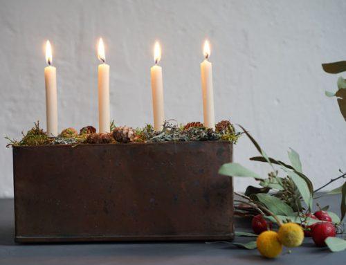Gartenblog Adventskranz | Verlosung zum 4. Adventswochenende