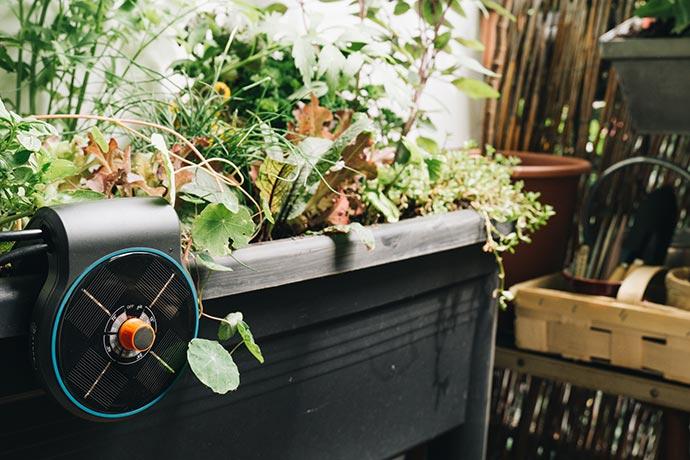 Gardena Solarbewässerung Steuerung