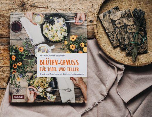 Blüten-Genuss Tafel und Teller Buchtipp