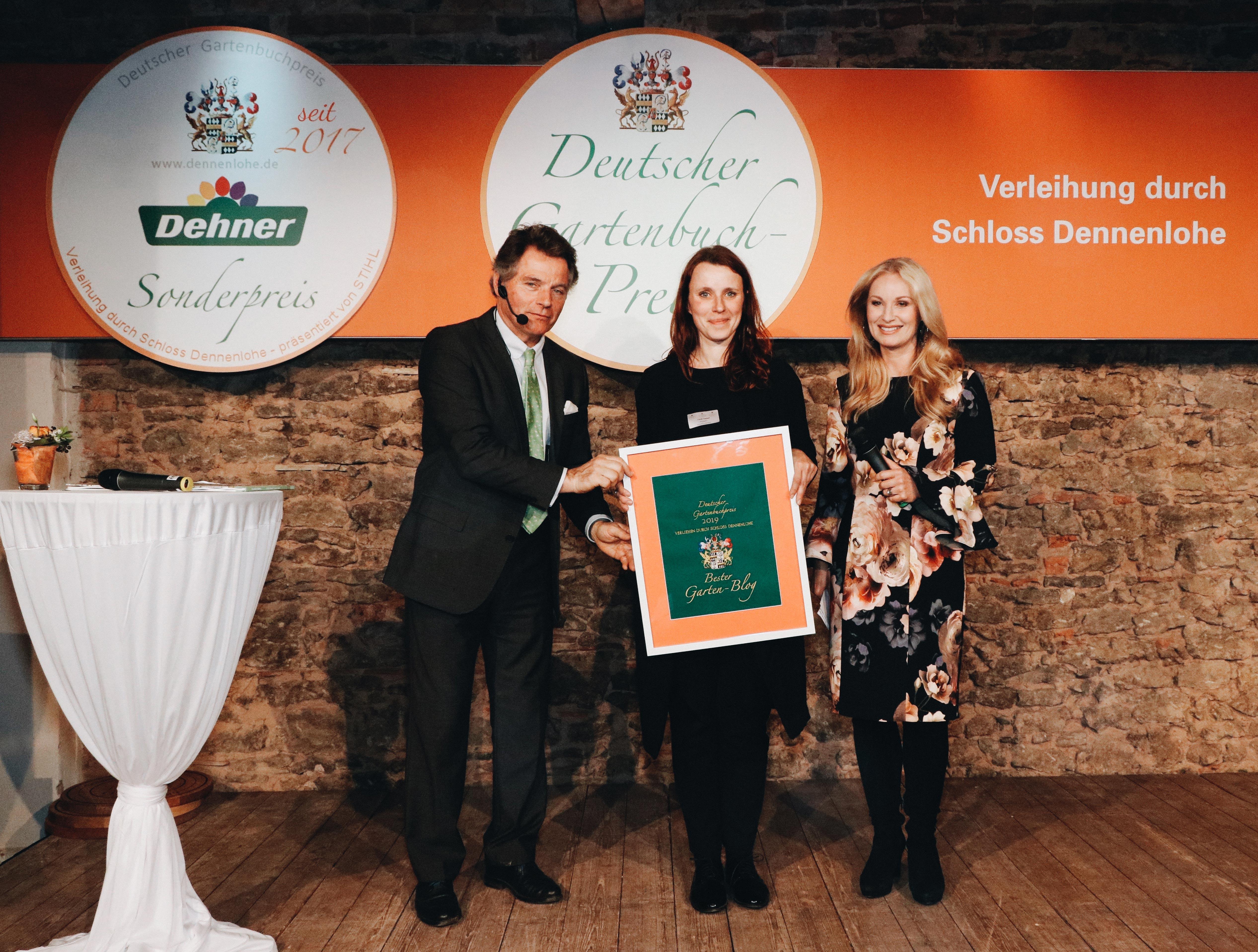 Deutscher Gartenbuchpreis Bester Gartenblog