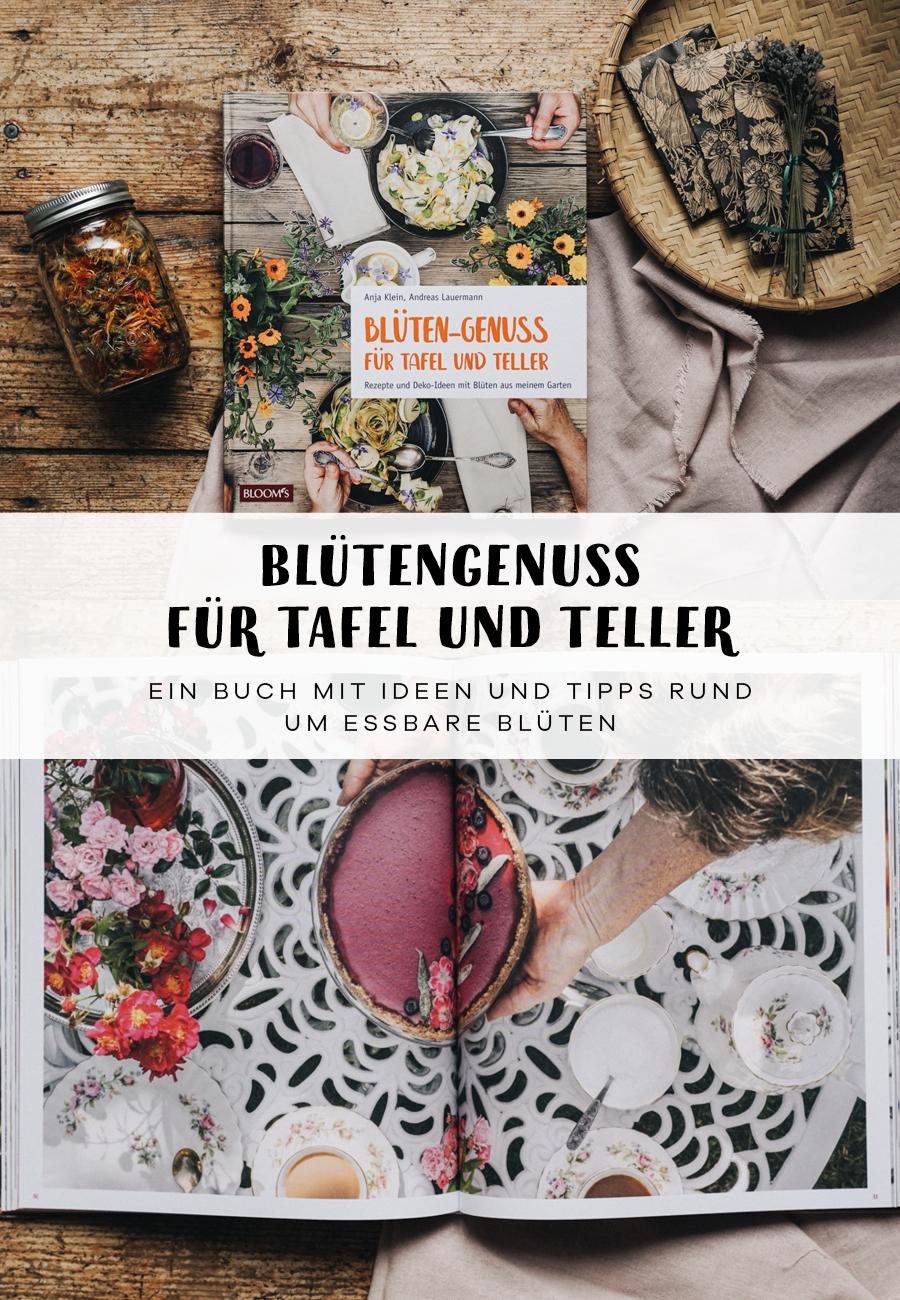 Essbare Blüten Rezept, Deko, Anpflanzen Buch