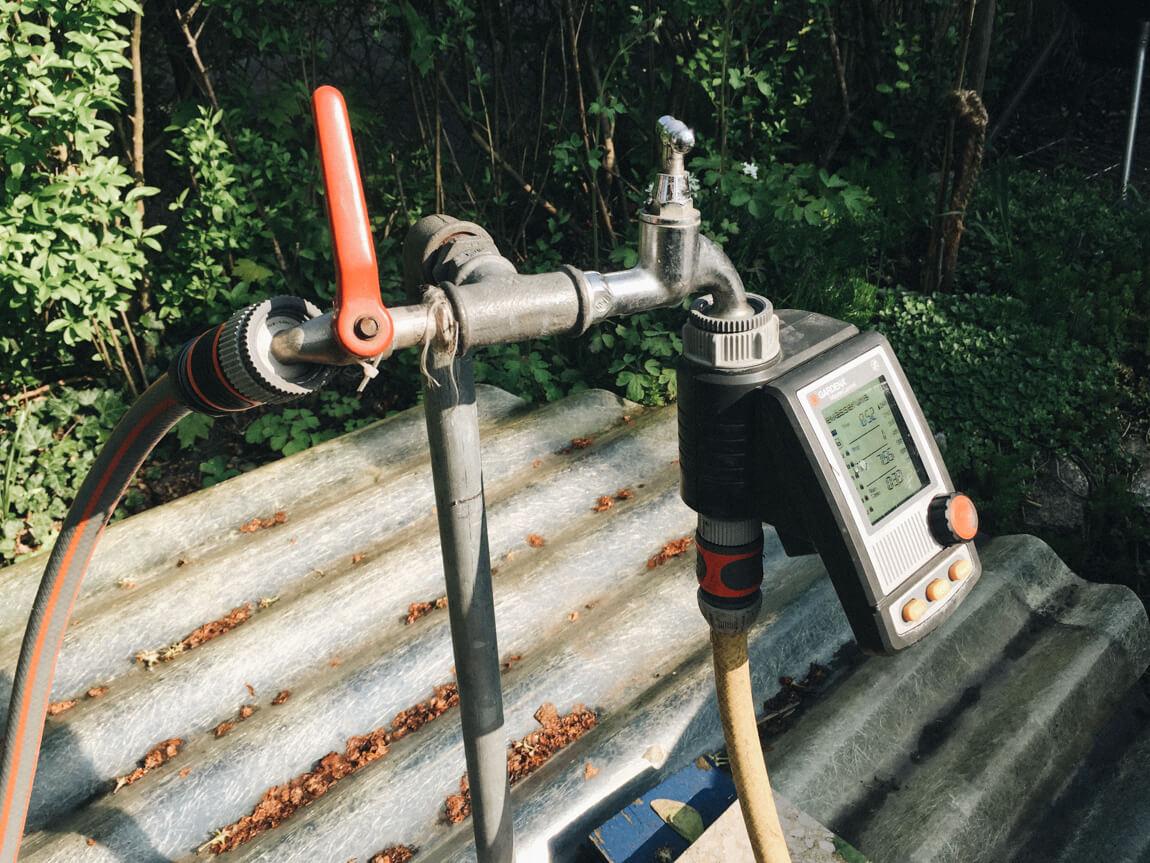 Gardena Master Control Bewässerungscomputer
