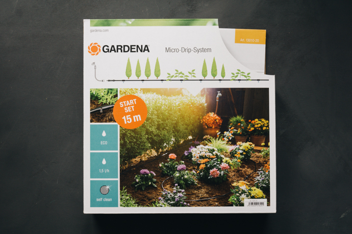 Gardena Micro Drip System Starter Set