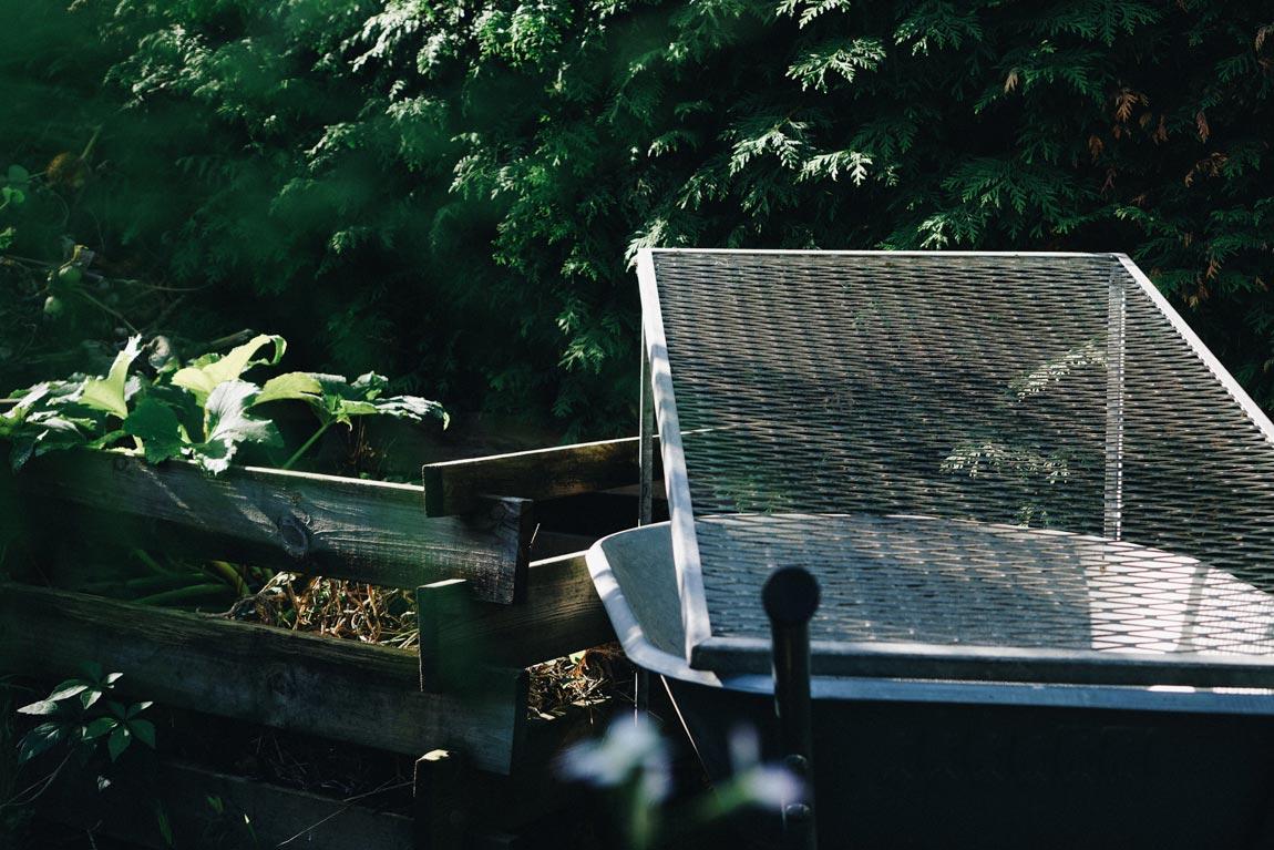 Kompost anlegen und sieben