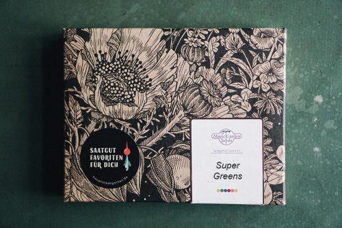 Microgreens Saatgut Geschenkset