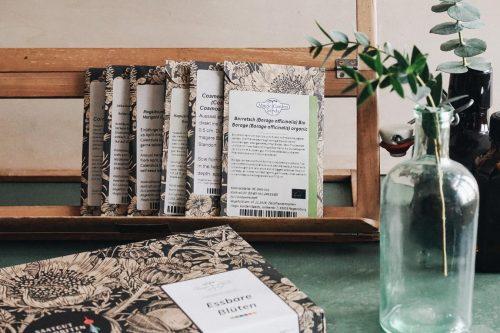 Saatgut essbare Blüten Ringelblume Kapuzinerkresse Cosmea