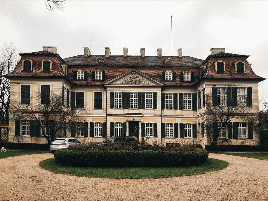 Schloss Dennenlohe-Gartenbuchpreis