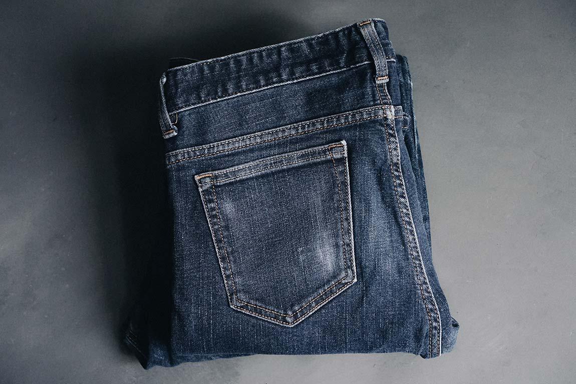 Alte Jeans wieder verwenden Ideen