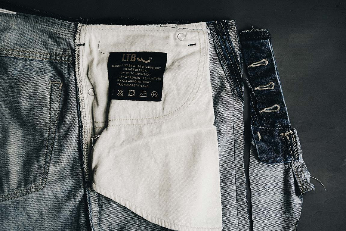 Jeans Upcycling Ideen