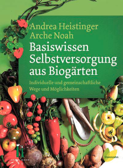 Selbstversorgung Biogarten