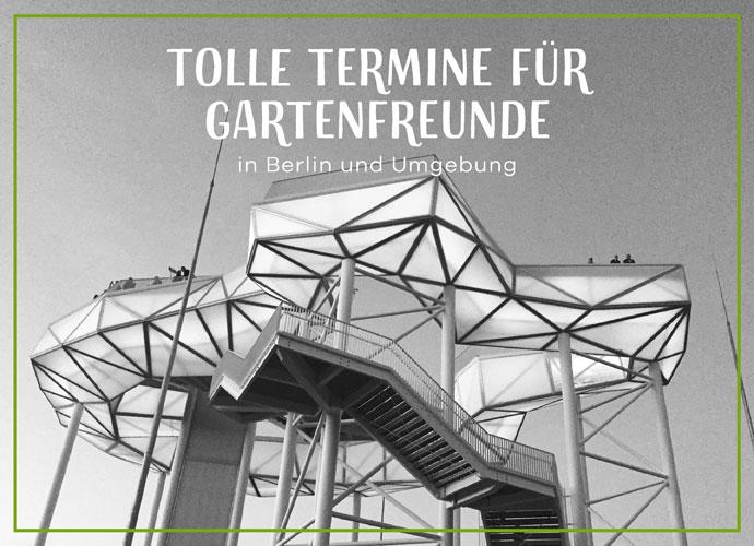 Veranstaltungen Garten Berlin