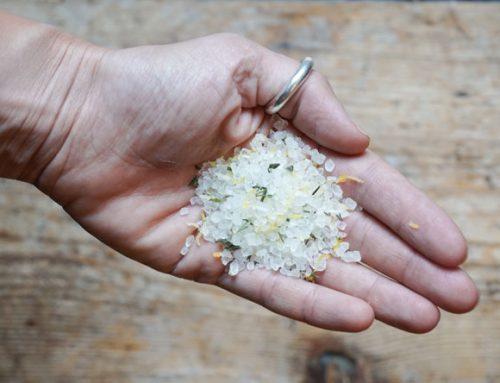 Zitronen-Rosmarin-Salz – Mein Gastbeitrag für #kulinarischaufvorrat